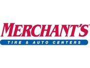 Merchant's Tire & Auto Centers Logo