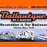 Ballantyne RV & Marine Logo