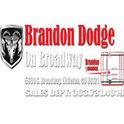 Brandon Dodge On Broadway Logo