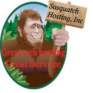 Sasquatch Hosting Logo