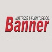 Banner Mattress and Furniture Logo