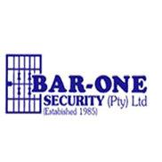Bar One Security Logo
