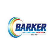 Barker Air Conditioning and Heating Logo