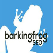 Barking Frog SEO, LLC Logo