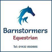 Barnstormers Equestrian Logo