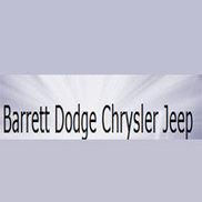 Barrett Dodge Chrysler Jeep Logo