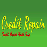 Best Credit Repair Man Logo