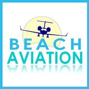 Beach Aviation, LLC Logo
