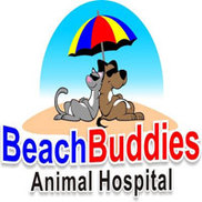 Beach Buddies Animal Hospital Logo