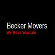 Becker's Movers Logo