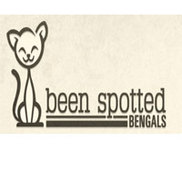 Been Spotted Bengals Logo