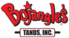 Bojangles' International / Becajun.com Logo
