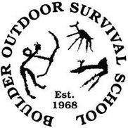 Boulder Outdoor Survival School, Inc. Logo