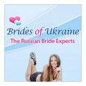 Brides of Ukraine Dating Agency Logo