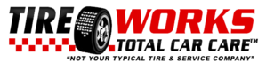 Tire Works Total Car Care Logo