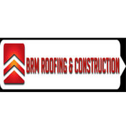 BRM Roofing Construction Services Logo