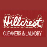 Hillcrest Cleaners & Laundry Logo