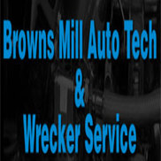 Brown�s Mill Towing & Auto Repair Logo