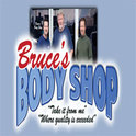 Bruce's Body Shop Logo