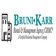 Bruni/Karr Rental & Management Agency Logo