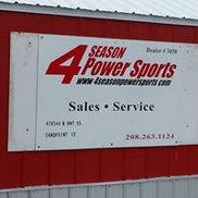 Four Season Power Sports Logo