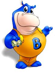 BlueHippo Logo