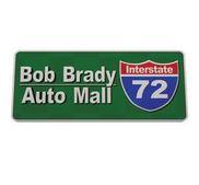 Bob Brady Auto Mall / Bob Brady Dodge Logo