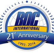 Boc International Logo