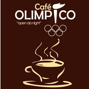 Caf? Olimpico Logo