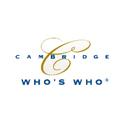 Cambridge Who's Who Publishing Logo