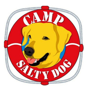 Camp Salty Dog Logo