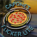 Capone's Flicker Lite Logo