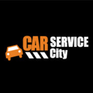 Car Service City Logo
