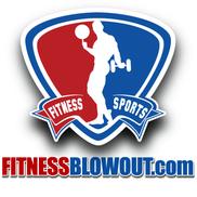 Fitness Blowout Logo