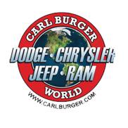 Carl Burger Dodge Logo