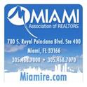 MIAMI and Miami REALTORS Logo