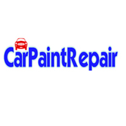 Car Paint Repair Logo