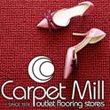 Carpet Mill Outlet Flooring Stores Logo