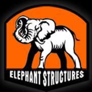 Elephant Structures / Carport Logo