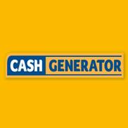 Cash Generator Logo