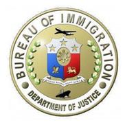 The Bureau of Immigration Logo