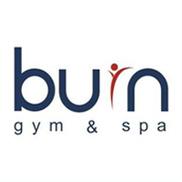Burn Gym & Spa Logo