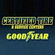 Certified Tire & Service Centers Logo
