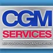 Cgm Services Inc Logo