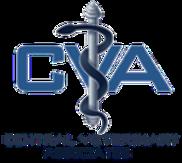 Central Veterinary Associates [CVA] Logo