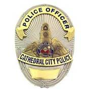 Cathedral City Police Department Logo