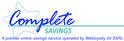 Complete Savings / Complete Save Logo