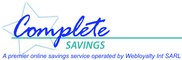 Complete Savings / Complete Save Logo