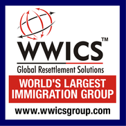 WorldWide Immigration Consultancy Services [WWICS] Logo