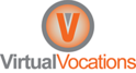 Virtual Vocations Logo